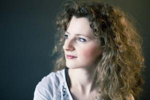 Pianista Alexandra Silocea, admirată pentru eleganţa interpretării sale, la St. Martin-in-the-fields