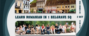 Learn Romanian at 1 Belgrave Square