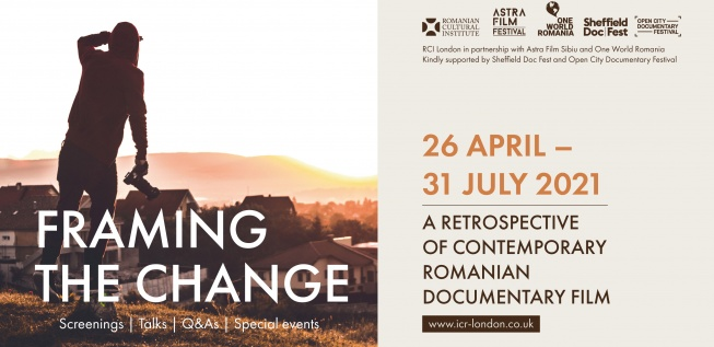 Framing the Change: A Retrospective of Contemporary Romanian Documentary Film
