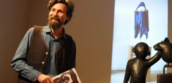 The Secret Soul of Bronze: An evening with sculptor Virgil Scripcariu