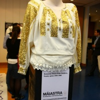 'Măiastra - The Untold Story of the Romanian Blouse'
