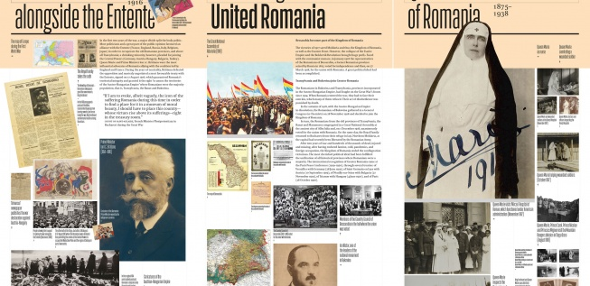 'Romanians in the Great War' at the National Army Museum in Chelsea
