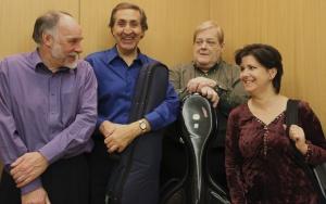 Chilingirian String Quartet încheie strălucitor seria Concertelor Enescu 2011-2012
