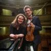 Alexandru Tomescu and Angela Drăghicescu in the 'Enescu Concerts' Series