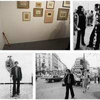 'The Man with the Stick' at Whitechapel Gallery