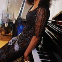 Carismatica pianistă româno-nigeriană Rebeca Omordia în concert la Londra