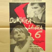 """""""Duminică la ora 6"""" @ Cinemateca Românească"""