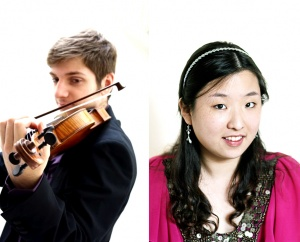 Konrad Elias-Trostmann and Jinah Shim are the winners of the 2011/12 Enescu Scholarship