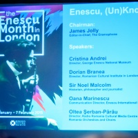 Enescu, (Un)Known