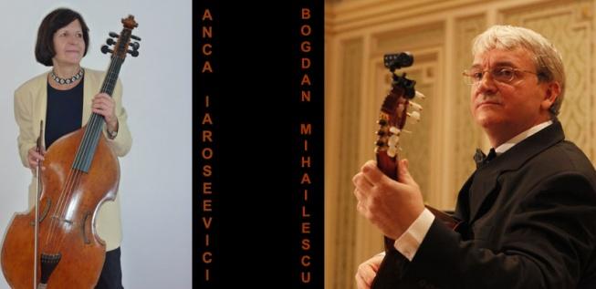 The Glory of the Golden Century: Anca Iarosevici & Bogdan Mih�ilescu in the 'Enescu Concerts' Series
