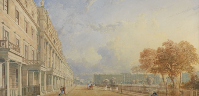 'Auspicious Absents. An architectural and biographical history of 1 Belgrave Square'