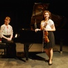 Adriana Cristea and Greta Gasser at St Martin-in-the-Fields