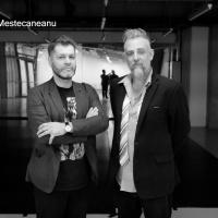 """Senzaţionalul duo Lucian Ban – Mat Maneri în Seria """"Concertelor Enescu"""""""