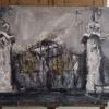 """Expoziția """"Raport urban"""" a pictorului Eugen Raportoru se deschide la ICR Londra"""