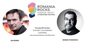 Rock Talks: Ian Rankin Meets Bogdan Teodorescu
