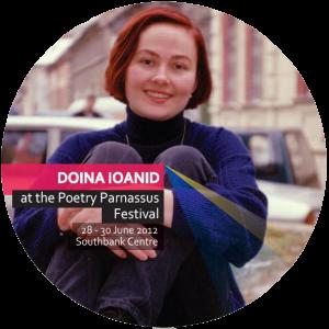 Doina Ioanid reprezintă România la festivalul Poetry Parnassus