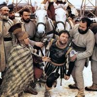 Starul britanic Richard Johnson prezintă filmul