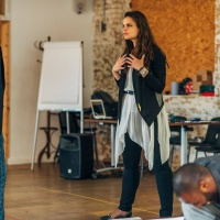 Alexandra Badea's Incisive 'The Pulverised' Premieres at Arcola Theatre