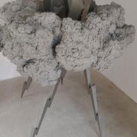 Stoyan Dechev's Event Horizon, represented by Anca Poterașu Gallery at Frieze London, 2021