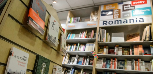 Romanian Books on Sale for the First Time in London