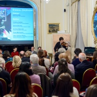 The Enescu Month in London: Concerts, exhibition, talk