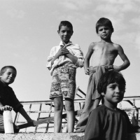 Life Histories of Romania's Looked-After Children: Photo exhibition by Elisabeth Blanchet and Discussion between researchers Mariela Neagu and Luciana Jinga