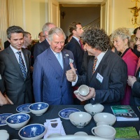 HRH Prince Charles, Guest of Honour at the 'Transylvania Festival' in London