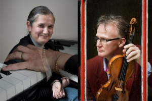 A Hypnotic Duo: Thomas Bowes, One of the UK's Finest Violinist and the Outstanding Pianist Verona Maier