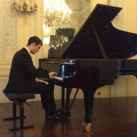 George Todică in Recital at St Martin-in-the-Fields