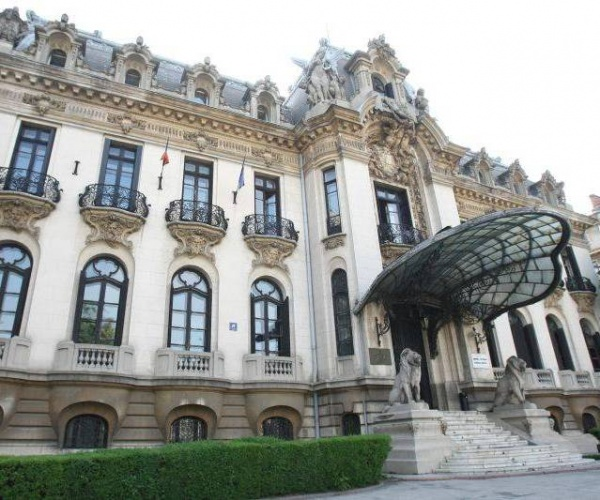 Heritage and innovation romania at the london festival of - Romanian architectural styles ...