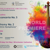 The RPO Performs the World Premiere of Călin Humă's 'Hampshire Symphony' at the Winchester Cathedral
