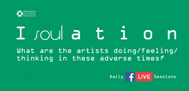 I soul a t i o n: What are the artists doing/feeling/thinking in these adverse times?