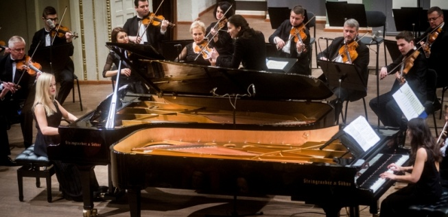 "Impassioned Pianist Morta Grigaliūnaitė Opens the ""Enescu Concerts"" Season 2020-2021"