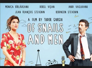 Tudor Giurgiu's Of Snails And Men debuts at the Edinburgh International Film Festival 2013