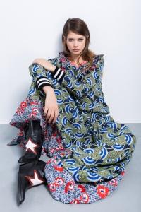 """Expoziţia de design vestimentar """"Standpoint"""", la Săptămâna Modei de la Londra 2017"""