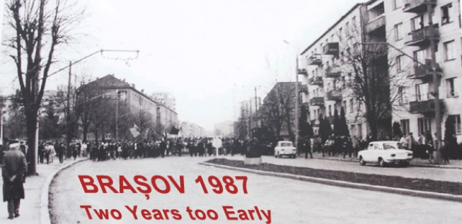 Head-on with Nicolae Ceaușescu: 30 years after the 1987 Brașov uprising