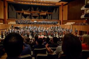 Îndrăgita Rapsodie română de George Enescu, la Royal Festival Hall