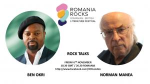 Rock Talks: Ben Okri Meets Norman Manea