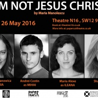 'I'm Not Jesus Christ' by Maria Manolescu Premieres in London