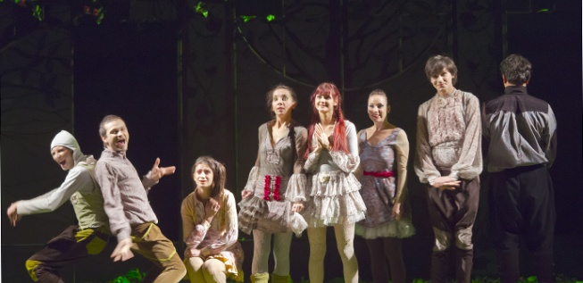 Oscar Wilde's The Happy Prince, staged by the Theatre for Children and Youth Luceafărul, broadcasted by RCI London