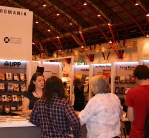 Romanian Highlights at the London Book Fair 2012