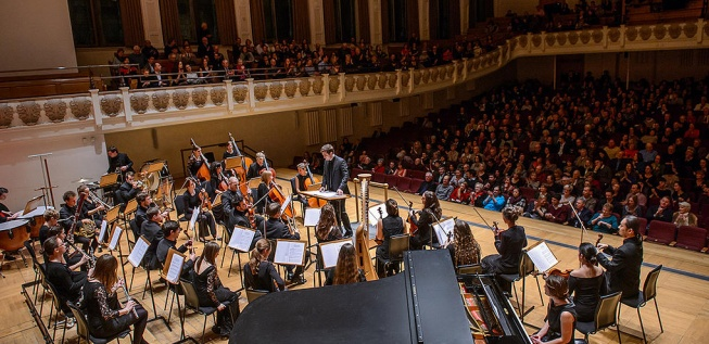Enescu's 'Romanian Rhapsody' at Cadogan Hall