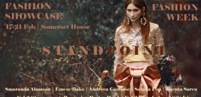 'Standpoint�: Romanian Design at the London Fashion Week 2017