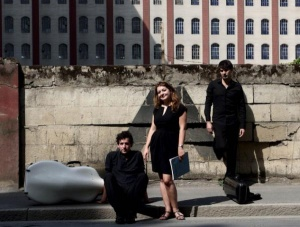 Youthful and energetic 'Monte' Piano Trio in the Enescu Concert Series