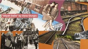 Oana Giurgiu's Touching 'Aliyah DaDa', for the Holocaust Memorial Day