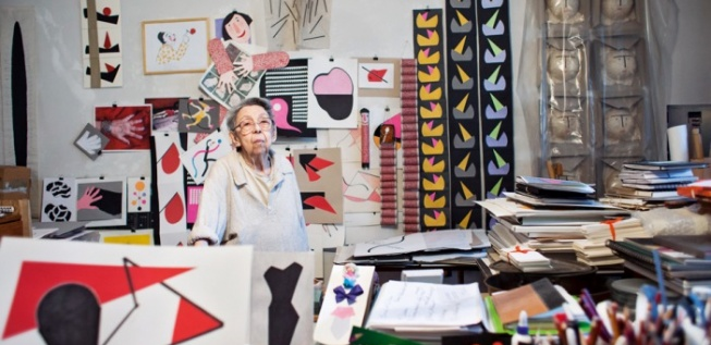 'The Studio: A Tireless, Ongoing Space'. The Geta Brătescu Retrospective in London