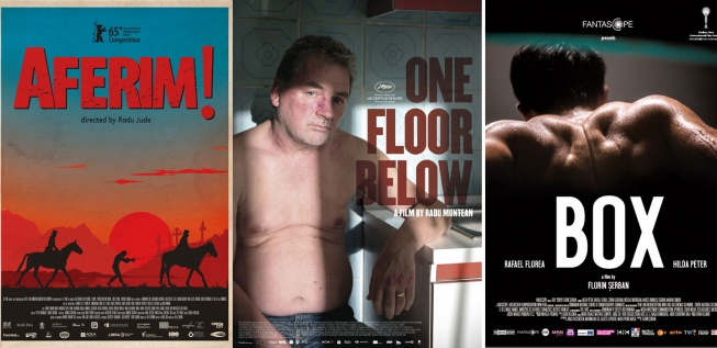 Latest Romanian Cinematic Crop at the BFI�s 59th London Film Festival