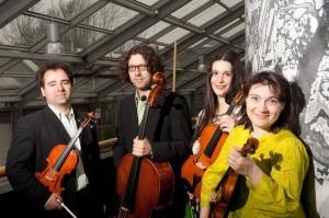 Turneul Cvartetului ConTempo în Irlanda şi Marea Britanie continuă cu trei concerte la Londra
