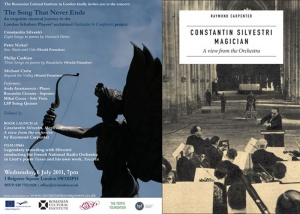 The Song That Never Ends: Constantin Silvestri Celebration