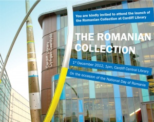 The President of Romanian Cultural Institute to attend celebrations of our National Day in London and Cardiff